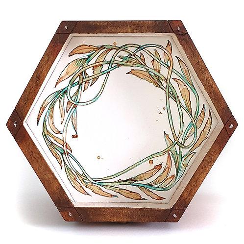 Dormouse - Handmade lightbox