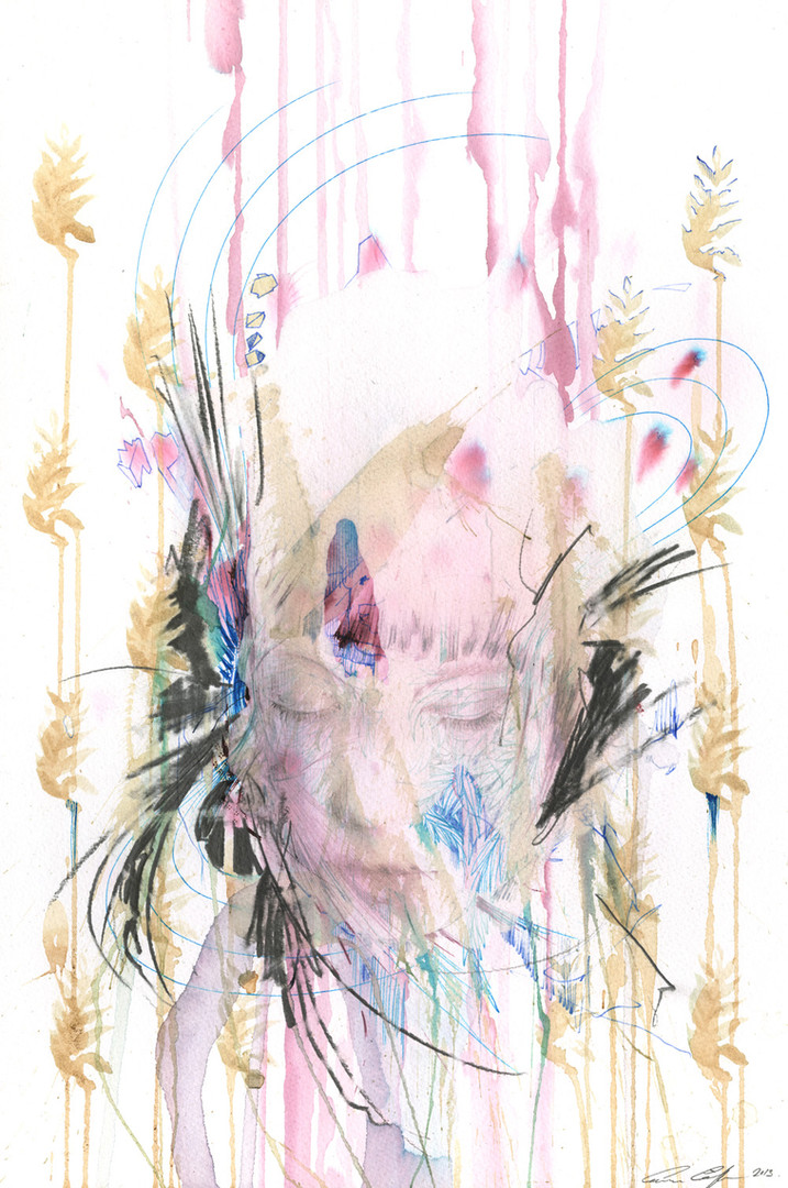 Belonging by Carne Griffiths