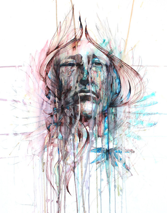Brave by Carne Griffiths