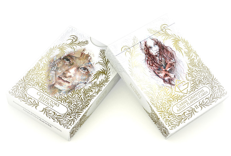 Playing Cards - Deck II - Collector's Edition