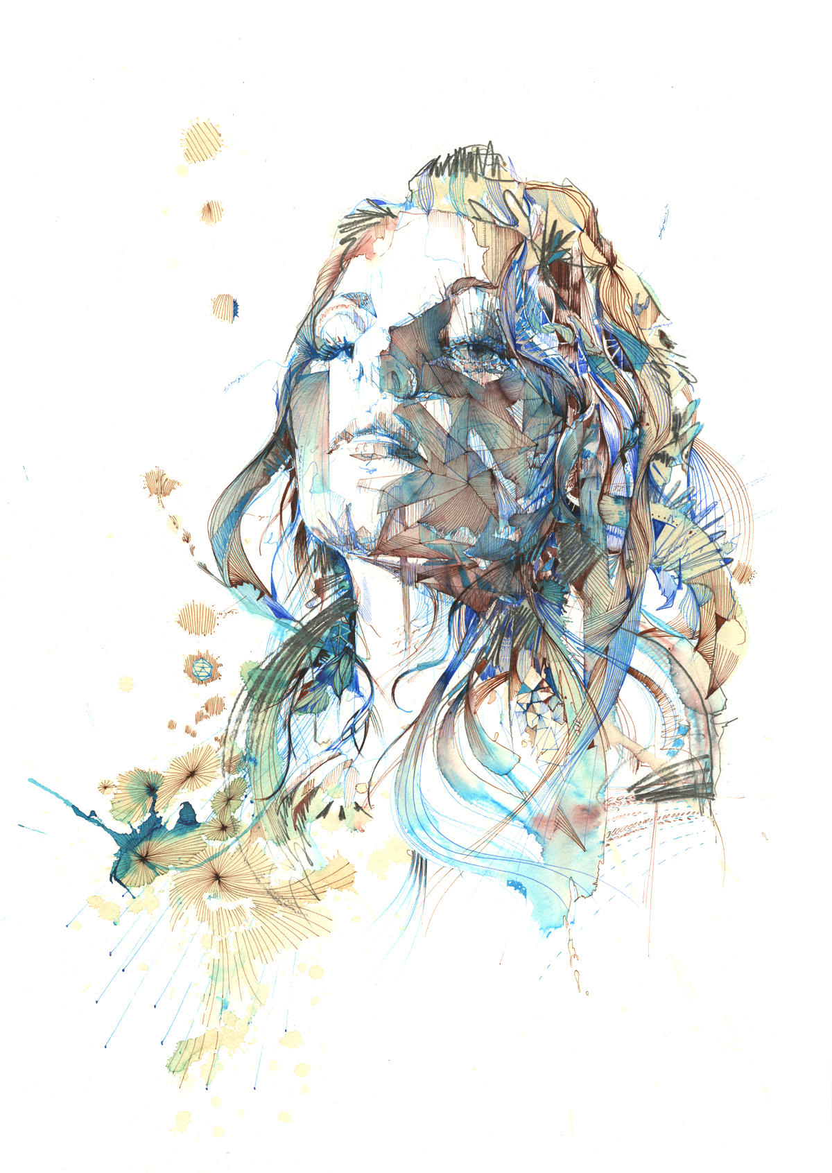 Defiance by Carne Griffiths