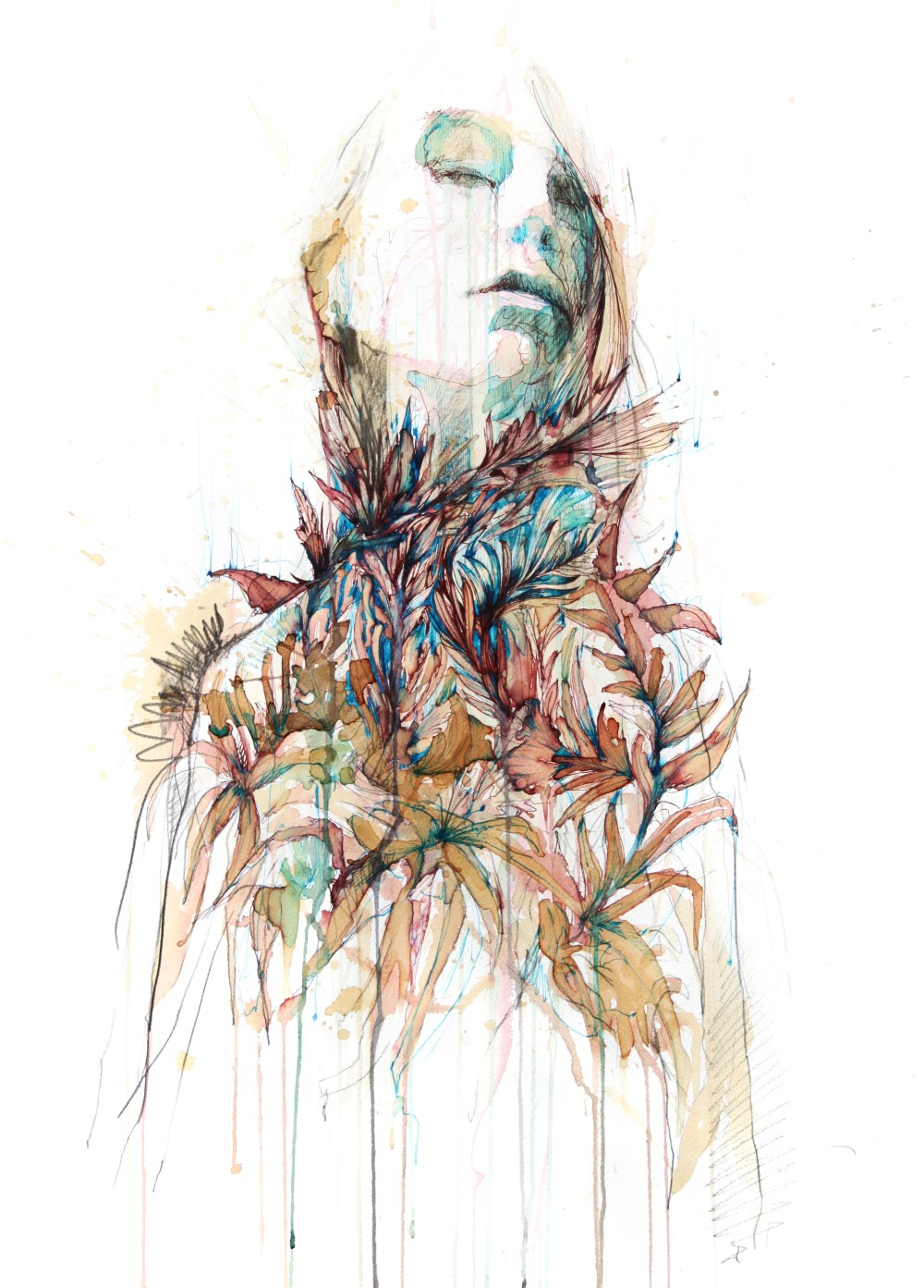 Parassita by Carne Griffiths