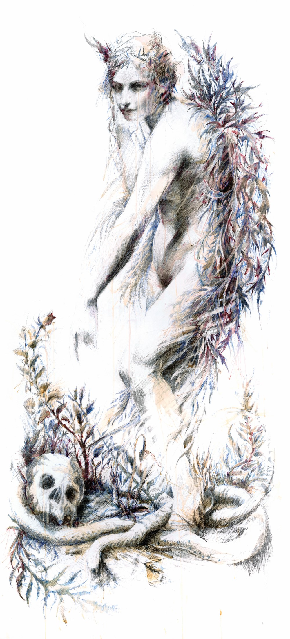 Eleven by Carne Griffiths