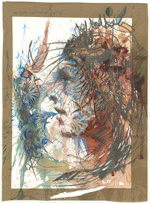 Automatic by Carne Griffiths