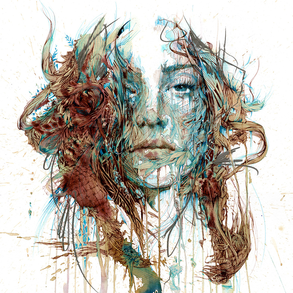 The Mystery by Carne Griffiths