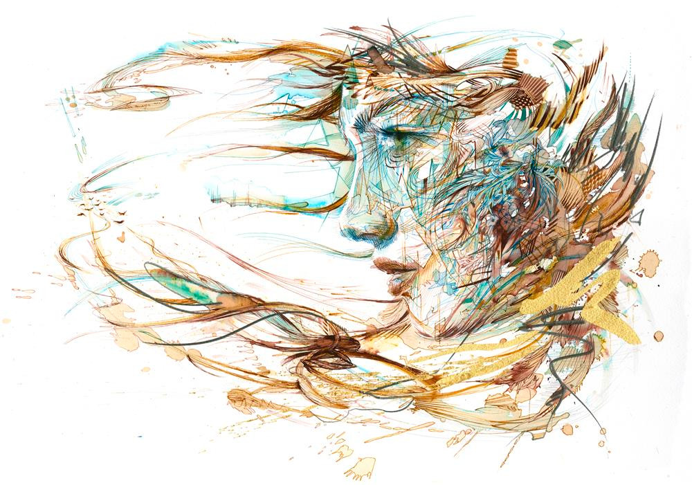 Aeolian by Carne Griffiths