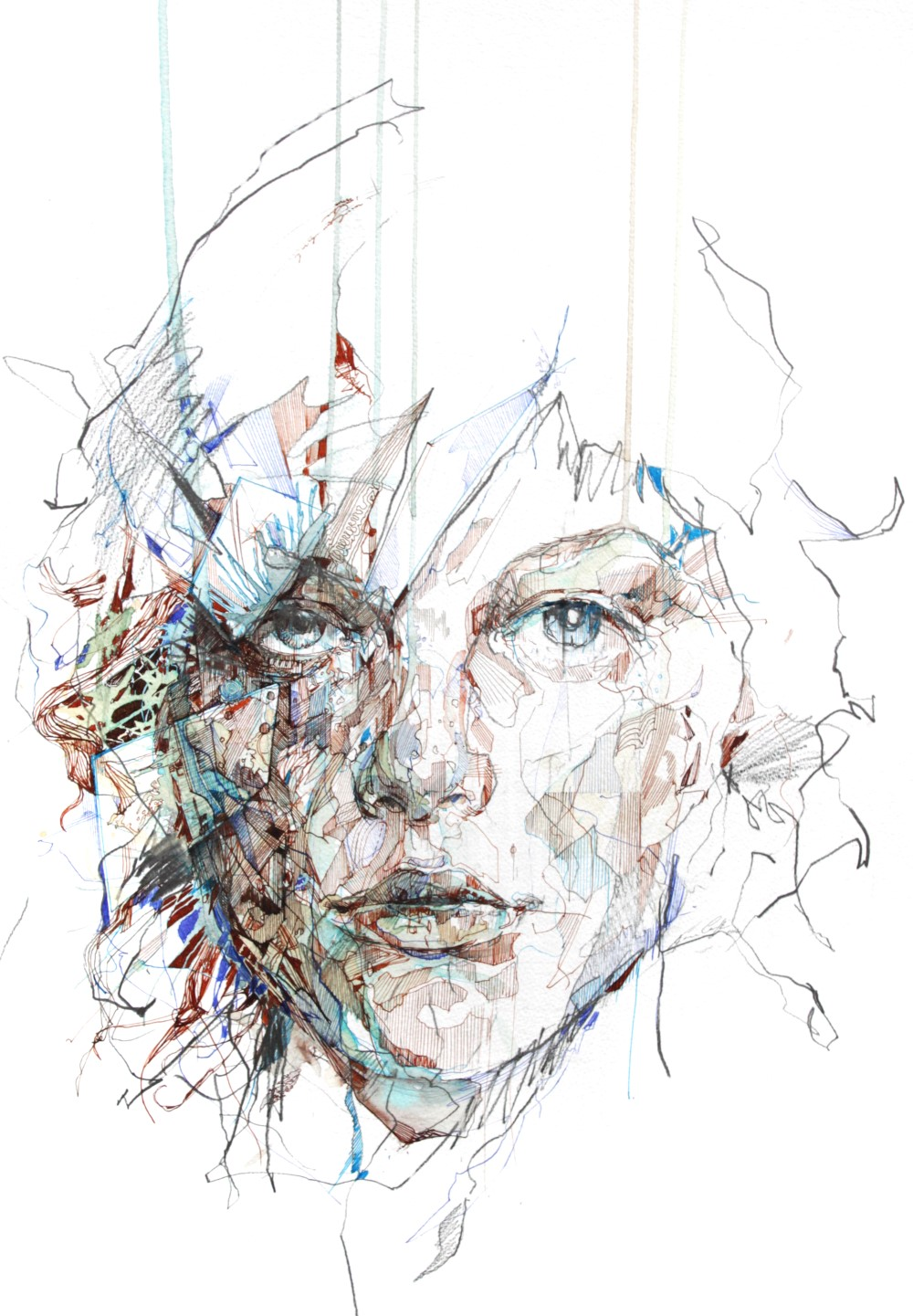 De Chao Ordo by Carne Griffiths
