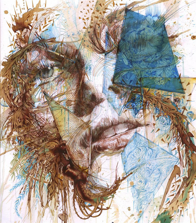 All I want is everything by Carne Griffiths
