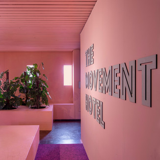 THE MOVEMENT HOTEL