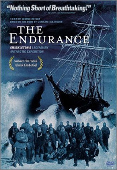 The Endurance: Shackelton's Legendary Journey to the Antarctic