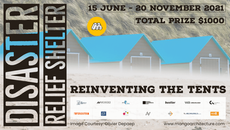 Disaster Relief Shelter- Reinventing The Tents