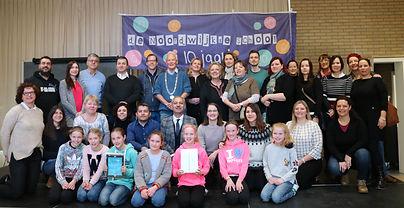 Erasmus+ leerkrachten te gast op De Noordwijkse School