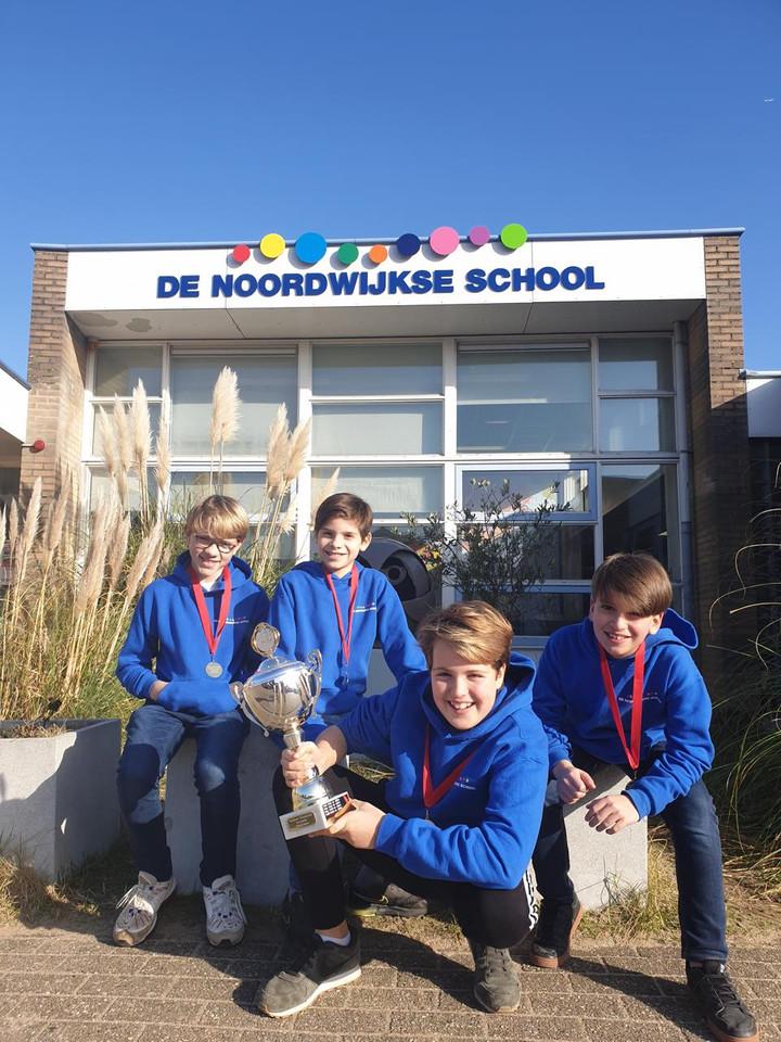 Schoolschaakkampioen
