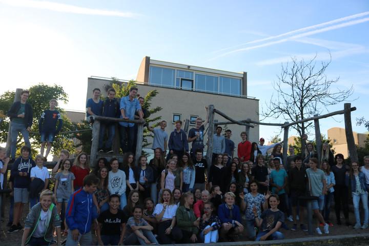 De Noordwijkse School viert 10-jarig bestaan met reünie