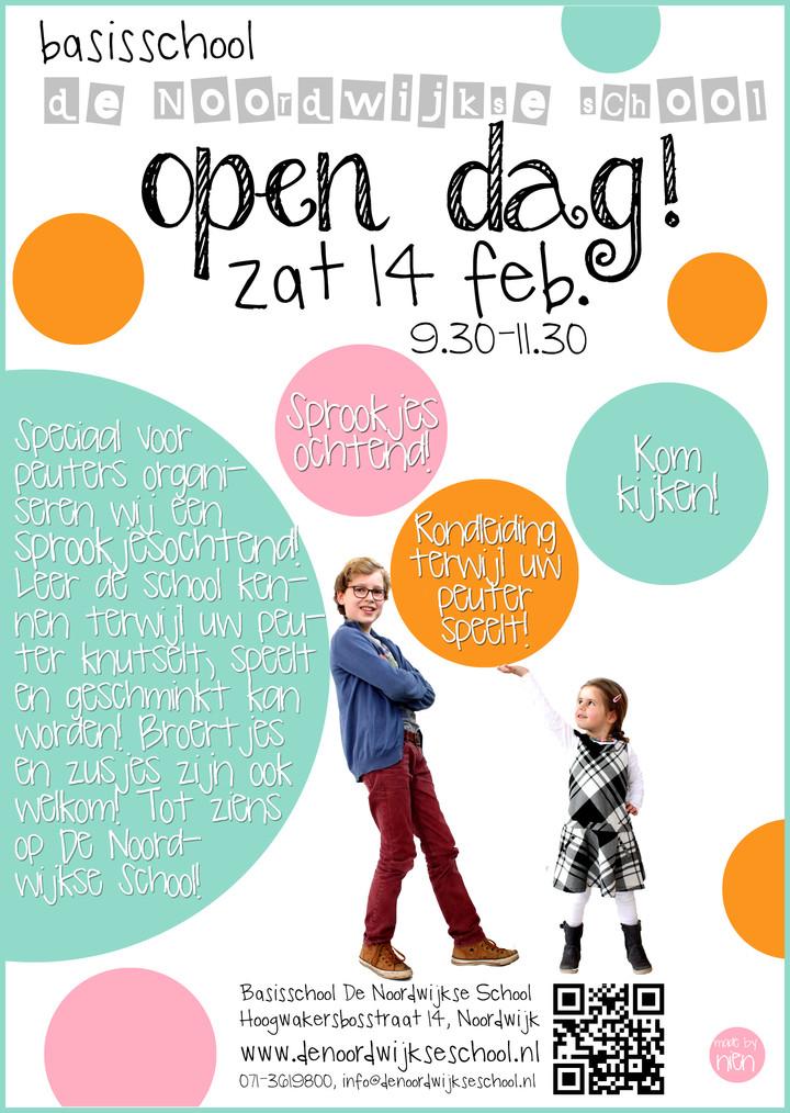 Open dag op De Noordwijkse School