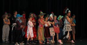 10-jarig bestaan gevierd met spectaculaire dansshow