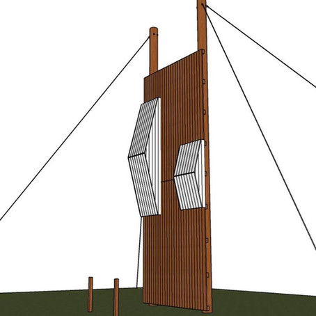 Reaching New Heights: New Climbing Wall Coming to Canyon Camp in 2020