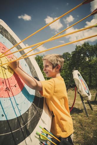 Cub Scouts- Archery