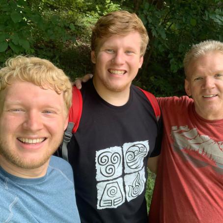 Hike at Canyon Camp