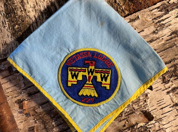 Wetassa Lodge Neckerchief