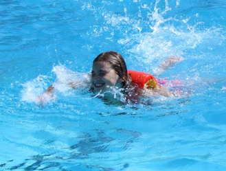 Canyon Camp Swimming Pool