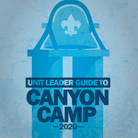 2020 Unit Leader Guide Available
