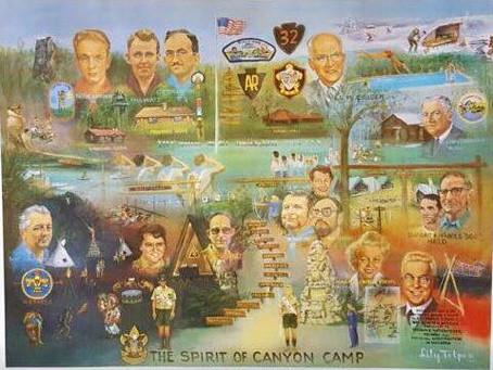 Canyon Camp Spotlight