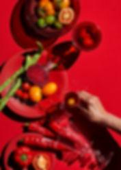 大阪市北区 広告写真 料理撮影 株式会社スカイロケッツ