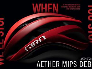 次世代ヘルメット GIRO「AETHER」入荷
