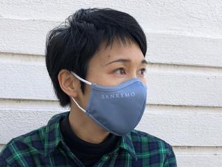 ロゴ入りオリジナルマスク 2021/4/2
