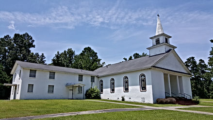 St Paul Missionary Baptist Church Conway, SC