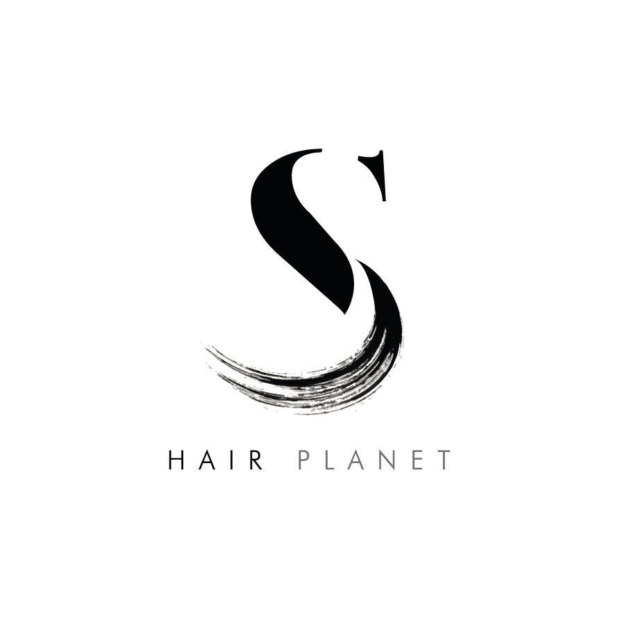 HAIR PLANET Logo salone