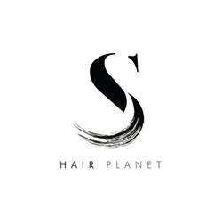 HAIR PLANET Logo salone