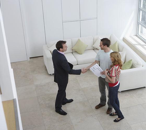 Leasing ein Haus