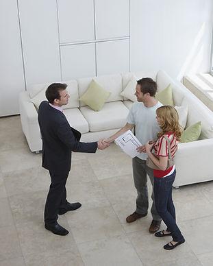 El arrendamiento de un hogar