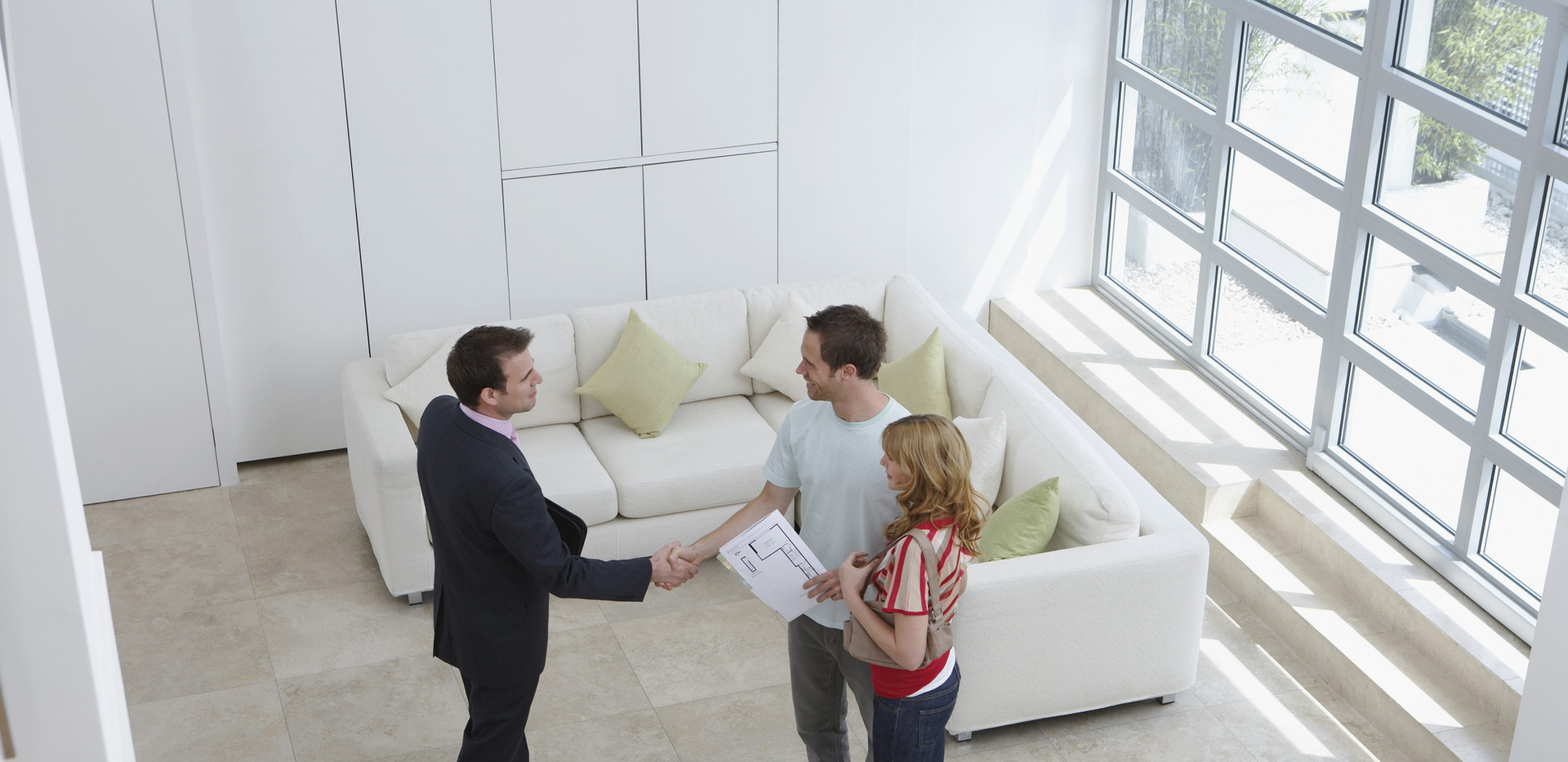 Let a professional show your property.