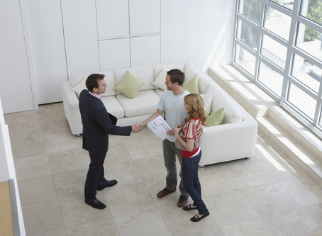 Ten First-Time Home Buyer Mistakes
