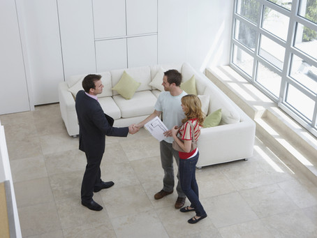 THE EVERYTHING GUIDE TO Buying Your First Home