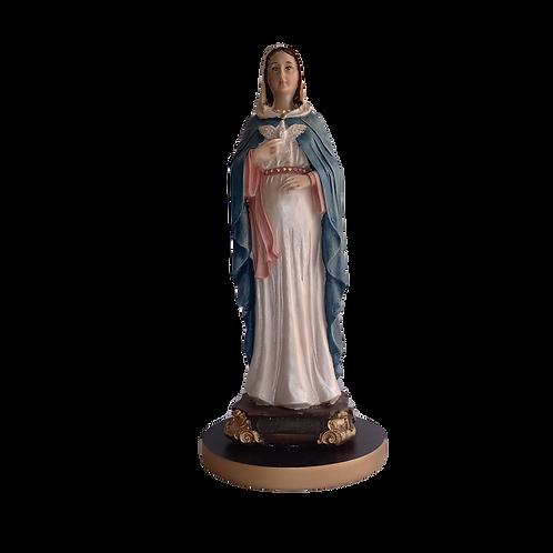 Virgen de la Dulce Espera 30 cms