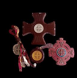 Medallones de San Benito
