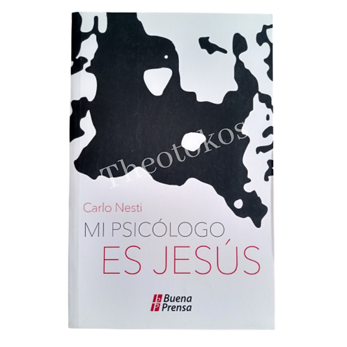 Libro sobre como hacer a Jesús un psicólogo para nosotros