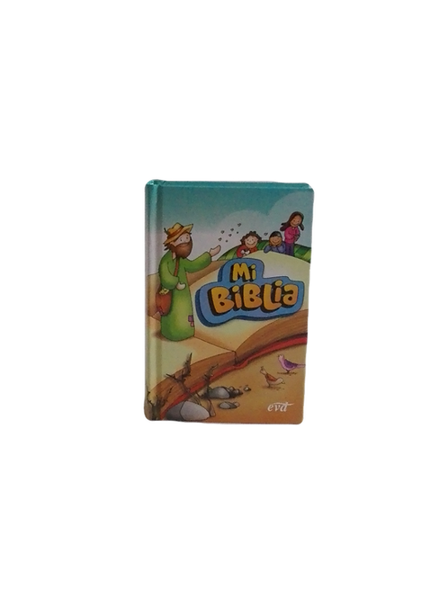 Biblia pasta dura edición infantil