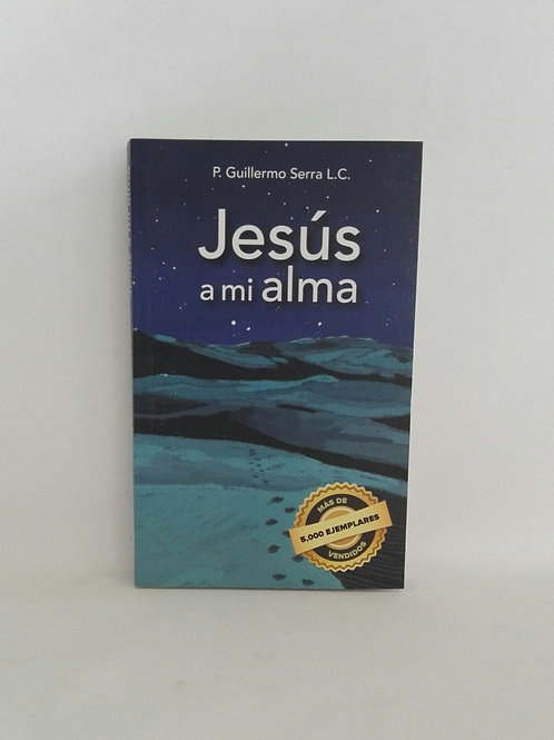 Libro Jesús a mi alma