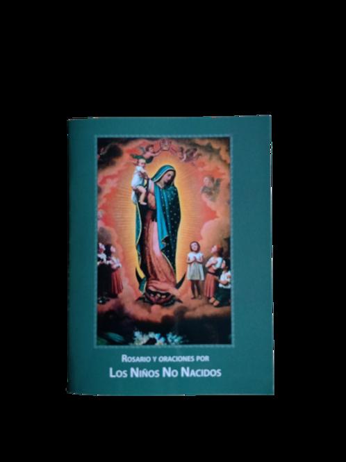 Libro para rezar el rosario y el Vía Crucis por los niños no nacidos