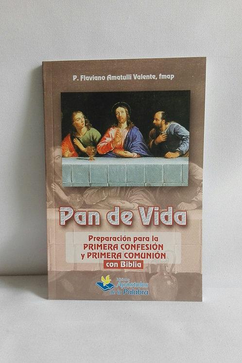 Catecismo Pan de Vida para preparación de la primera comunión y primera confesión