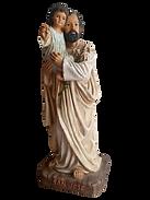 San José 47 cm tipo madera