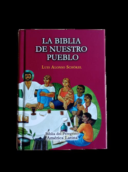 La Biblia de Nuestro Pueblo con índices bolsillo