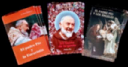 Libros del Padre Pío