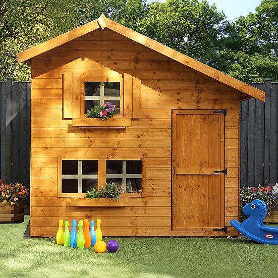 8x6 childrens playhouse