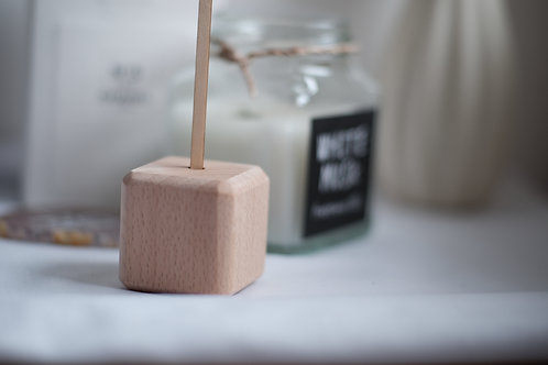Wood Cake Topper Stand